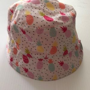 Toddler reversible Bucket Hat